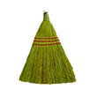 "Whisk Broom w/ Corn Fiber Bristles, 10"" Wood Handle - 12 Pack BWK951WC"