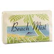 Face and Body Soap, Foil Wrapped, Beach Mist Fragrance, 1.5 oz. Bar BCHNO1.5