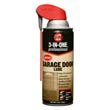 3-IN-ONE Professional Garage Door Lubricant - (6) 11 oz Aerosol Cans WDC100581