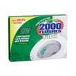 2000 Flushes Blue Plus Bleach, 1.25oz WDC290088