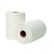 EcoSoft Universal Roll Towels, 8 x 800ft, White WAU45700