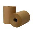 EcoSoft Universal Roll Towels, 8 x 350ft, Natural WAU46200