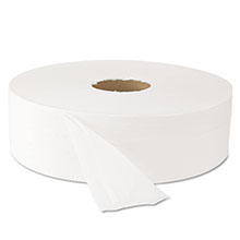 "Super Jumbo Roll Bath Tissue, 12"" dia, 2000 ft WIN203"
