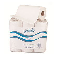 Paper Towel Roll, 11 x 8 4/5, White WIN2420