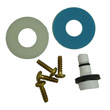 Stopper Gasket, Anti-Siphon Ball Cock Rebuild Kit CL-PL-930012