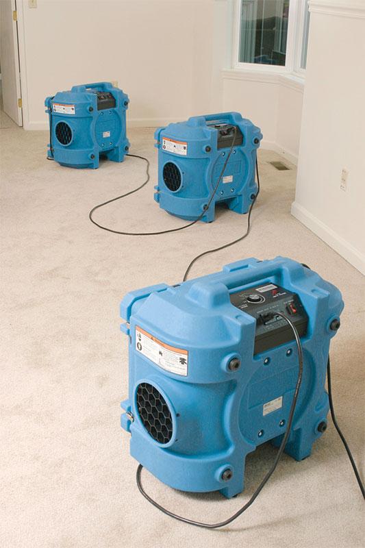 Defendair Hepa 500 Air Scrubber Unoclean