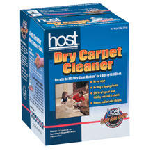 HOST 4HB Dry Carpet Cleaner - 12 lb. Box