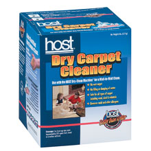 HOST® 8HB Dry Carpet Cleaner - 6 lb. Box