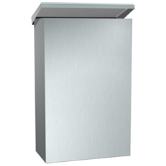 American Specialties 0852 Stainless Steel Surface Wall