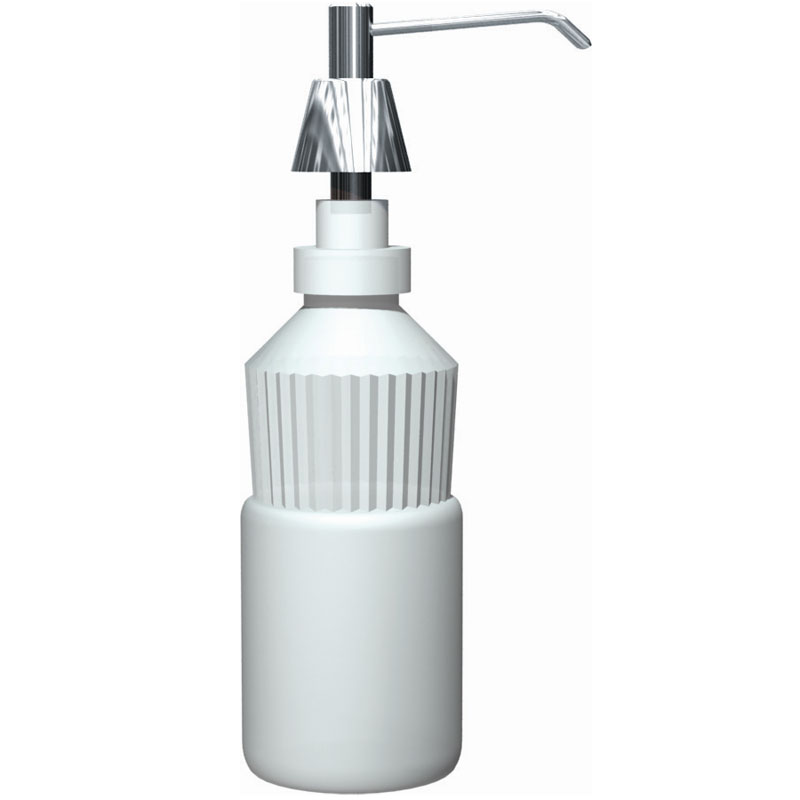 Lavatory Mounted All Purpose Soap Dispenser - 6