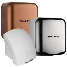Hand Dryers - Alpine
