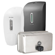 Soap Dispensers - Alpine