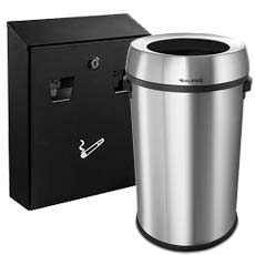 Waste Receptacles - Alpine