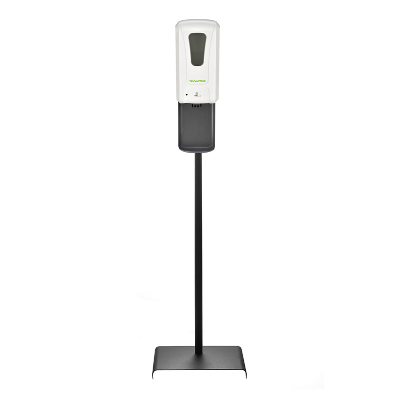 IN STOCK Hands Free Floor Stand  Soap Dispenser Pedal Operated FREE SHIPPING
