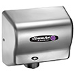 ExtremeAir CPC9-C Steel Satin Chrome High-Speed Hand Dryer