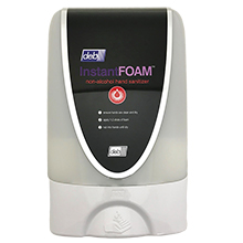 Automatic Hand Sanitizing Dispenser - InstantFoam - 1 Liter SBS-TF2IFNAWHI-CC