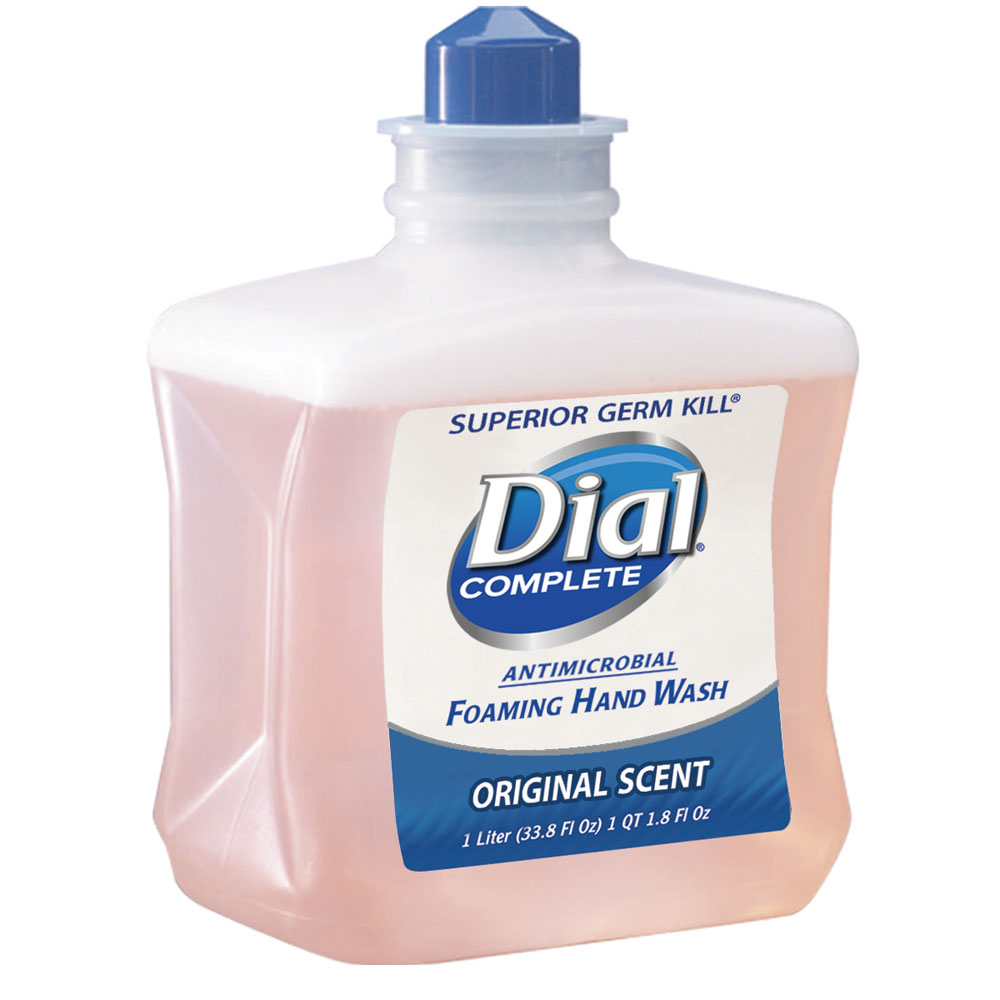 Dial 174 00162 Complete 174 Foaming Soap Dispenser Refill