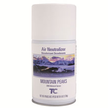 AutoFresh Aerosol Air Neutralizer Refill - Mountain Peaks
