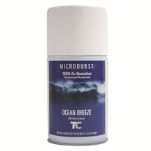 TC Microburst 9000 Aerosol Air Neutralizer Refills - Ocean Breeze