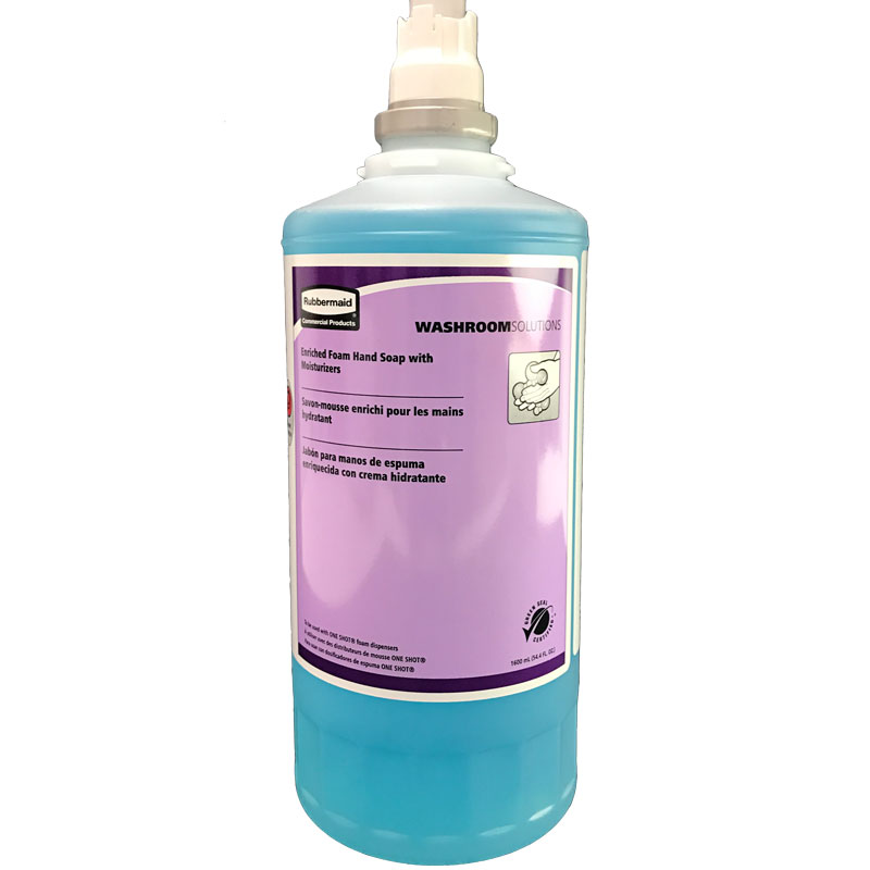 Oneshot Enriched Foam Lotion Hand Soap Refill Unoclean