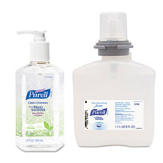 Eco-Friendly Hand Sanitizers