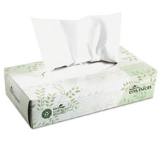 Eco-Friendly Facial Tissue