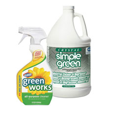 Green All Purpose Cleaners