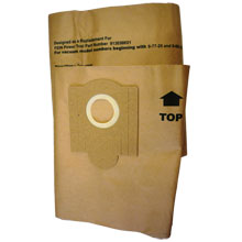 Vacuum Replacement Filter Bag - Fein Power Turbo II