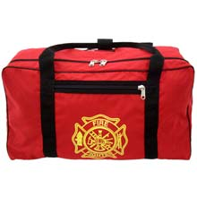 Turnout Gear Bag w/ Gold Maltese RF-200MC
