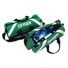 Oxygen Roll Bag - Green RF-838GR