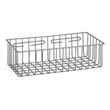 R&B Wire 2255 Metal Medical Storage Basket - Wall Mounted
