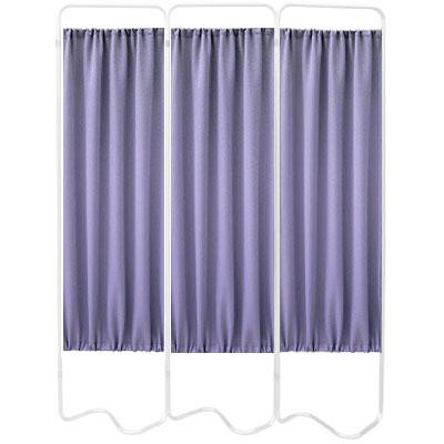 Lavender designer cloth screen panel jan for Cloth privacy screen
