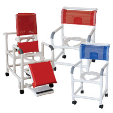 100 Series - Shower Chairs by MJM International