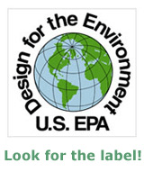 EPA - DfE Approved Cleaning Product Label