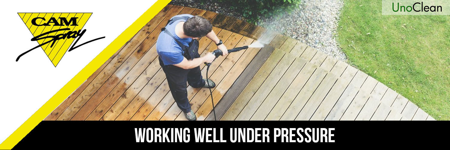 Cam Spray - Pressure Washers and Jetters