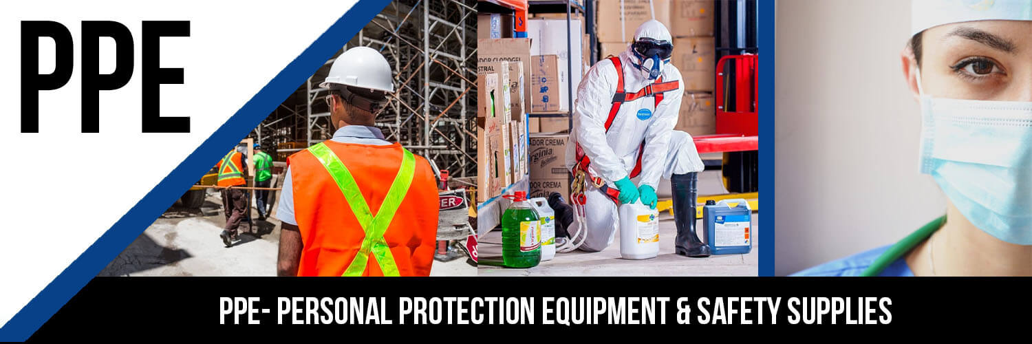 PPE Personal Protection Equipment & Safety Supplies