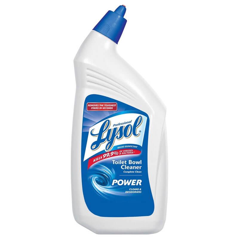 Disinfectant Toilet Bowl Cleaner 12 32 Oz Bottles