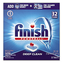 Powerball Dishwasher Tabs - (32) 23 oz. Tabs