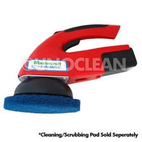 Mastercraft Cleanfix Scrubby In Battery Operated - Battery powered scrub brush