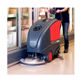 RA 505 IBCT Battery Floor Scrubber