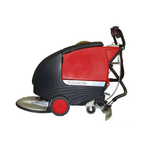 RA 505 IBCT Battery Floor Scrubber-Fresh-Water-Capacity