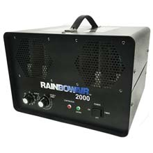 RainbowAir 5600-II 2000 Ozone Generator Machine - Odor Eliminator