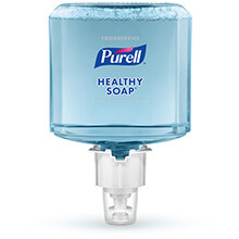 Purell ES4 Healthcare HEALTHY SOAP Free Foam - Plum Scent - 1200 mL (2)