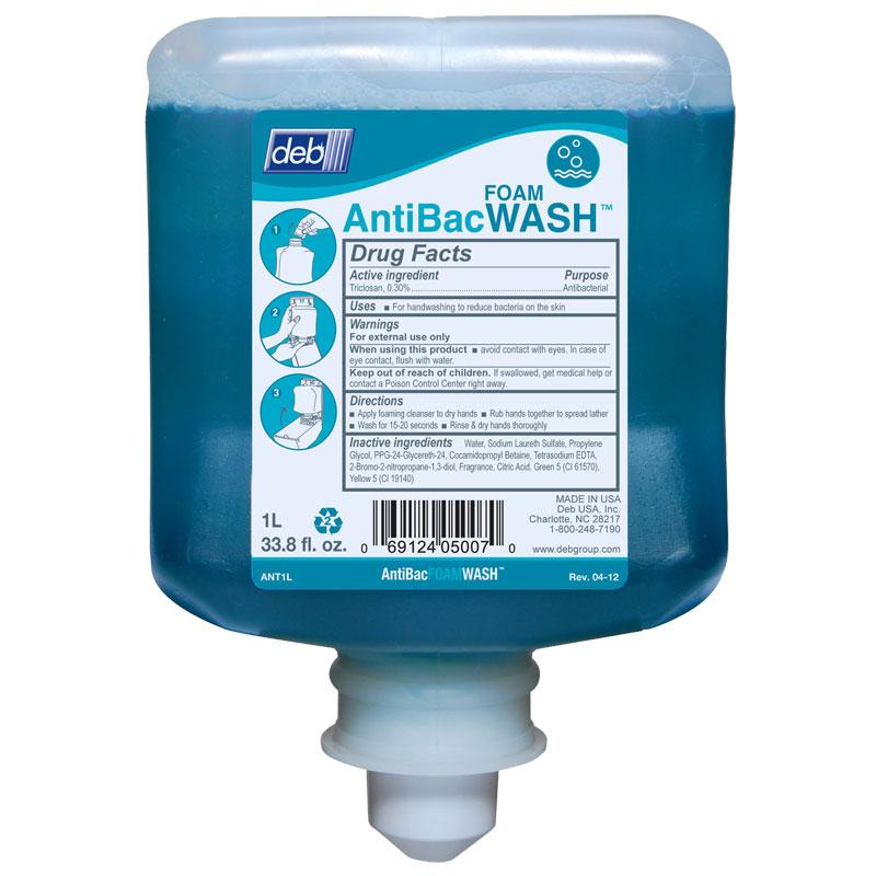 1 Liter Refresh Antibac Foam Antibacterial Soap 6