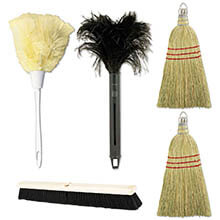 Brooms & Brushes - Boardwalk