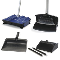 Dustpans & Sweepers - Carlisle