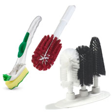 Kitchen Brushes