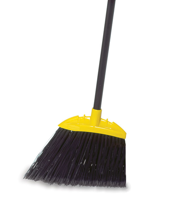 Rubbermaid Lobby Pro Dust Pan Broom