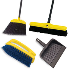 Brooms & Brushes by Rubbermaid