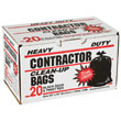 Primrose Contractor Clean-Up Trash Bag - 7 Bushel